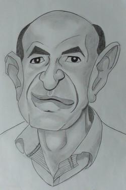 Caricatura JoseHiginio