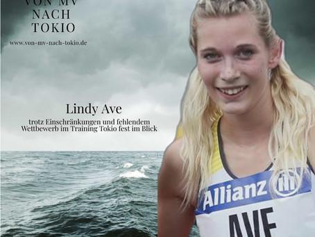 LINDY AVE: BANGEN, HOFFEN UND GANZ VIEL OPTIMISMUS