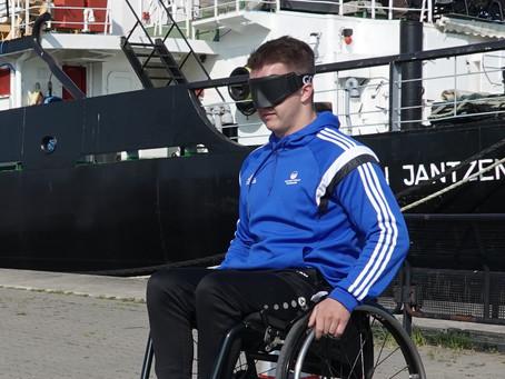 Rückblick Paralympisches Wochenende Tag 1-3 Jugencamp und Public Viewing
