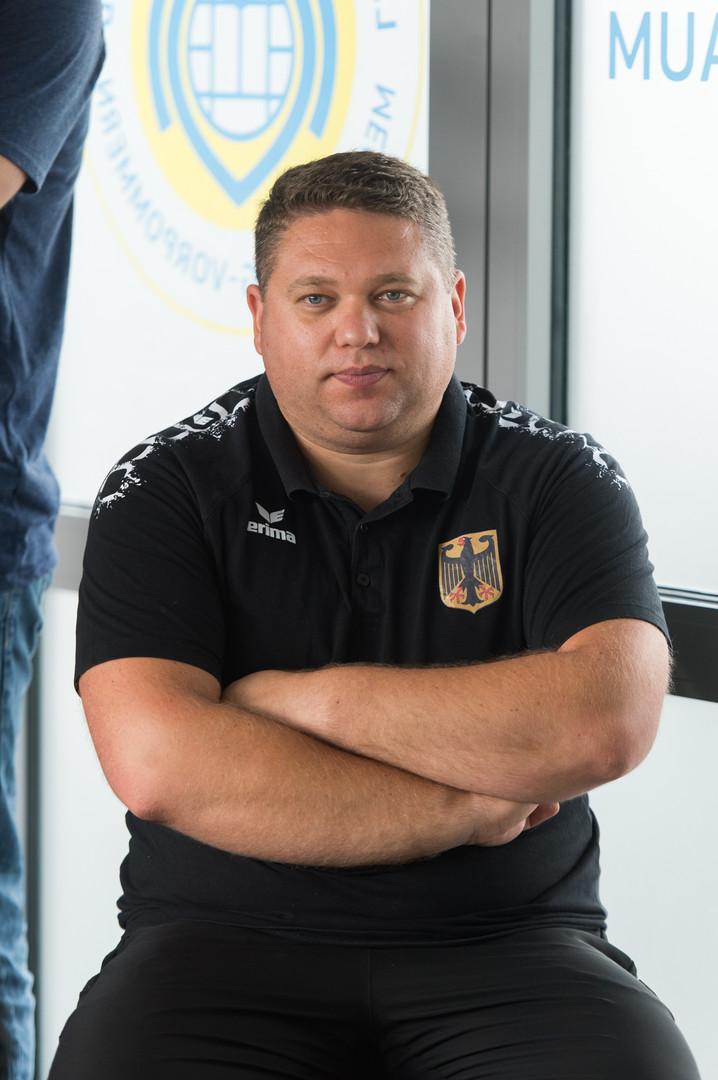Alexander Bondar - Cheftrainer Rollstuhlfechten M-V