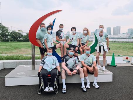 Eröffnung der Paralympischen Spiele