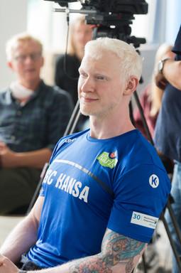Felix Rogge - Goalballer