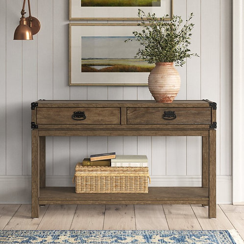 TORRID CONSOLE TABLE