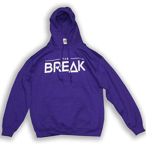 Break Hoodie (Purple)