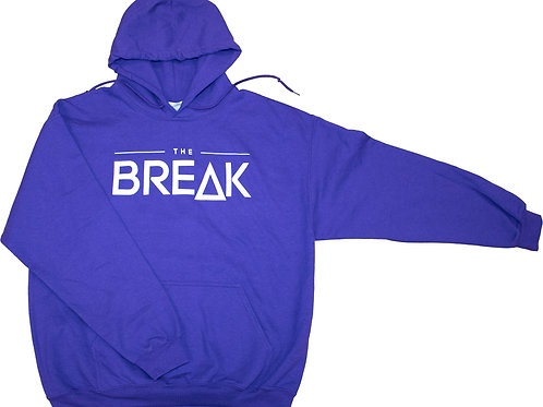 Break Hoodie (Purple)