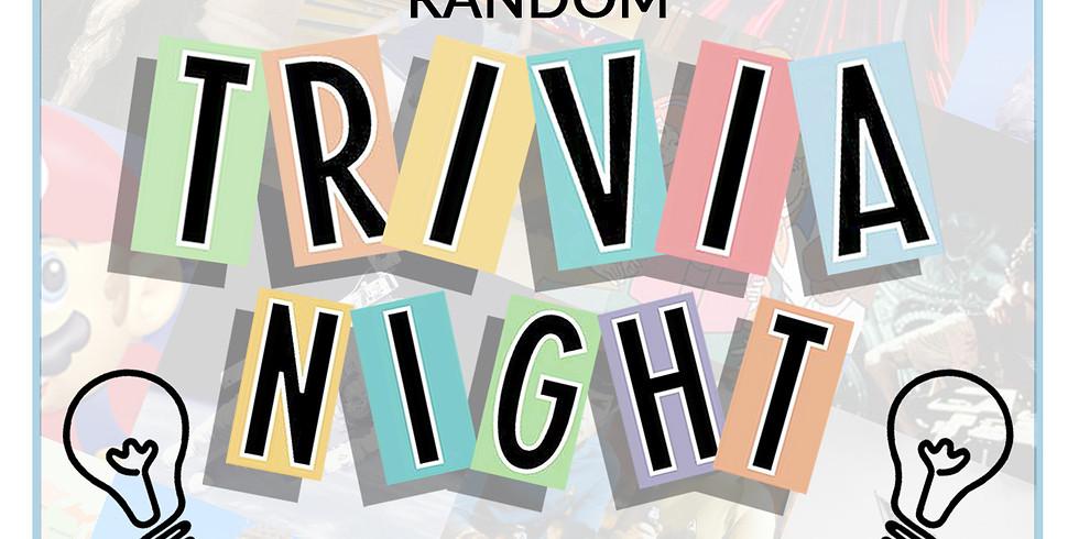 Random Trivia Night!