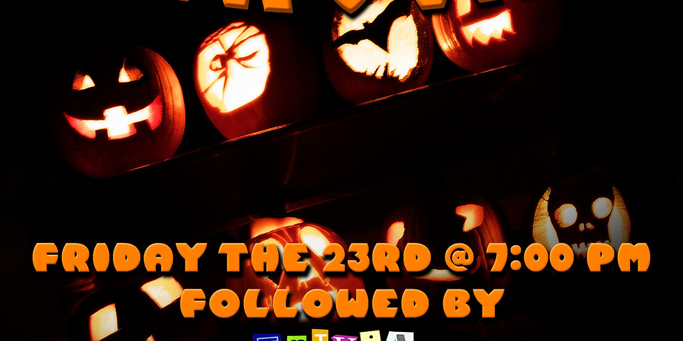 Pumpking Carving + Trivia Murder Party Tourney!