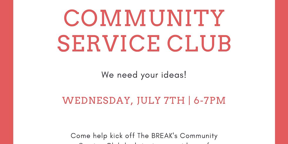 Community Service Club