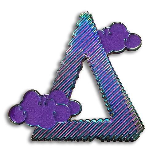 Rainbow Metal Enamel Pin