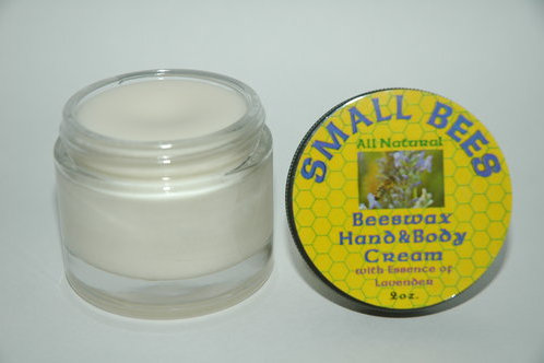 Hand and Body Cream- Lavender