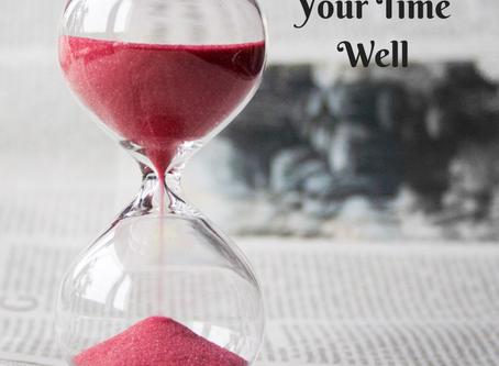 The Mandatory Skill:  Time Management