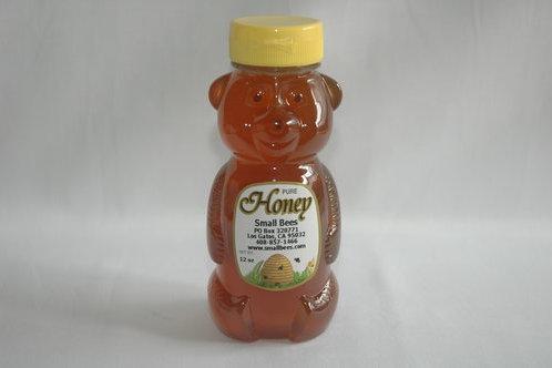 12 oz. Plastic Bear Jar