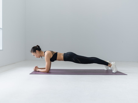 10 At-Home Workouts