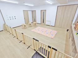 0歳児育児室