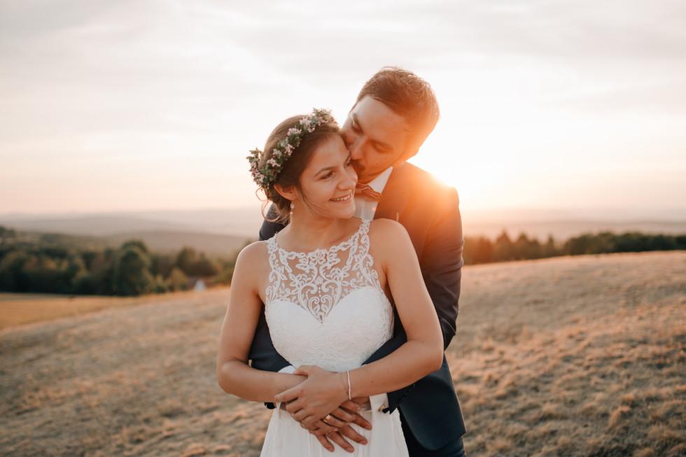 Hochzeitsfotografin, Sunset, Hochzeitsshooting, Fotografin Bad Waldsee, Oberschwaben, Allgäu, Bodensee