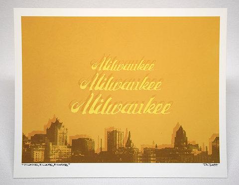 Milwaukee, Milwaukee, Milwaukee