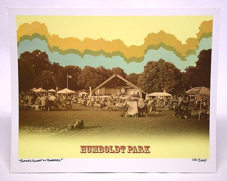 Summer Concert at Band Shell - Humboldt Park