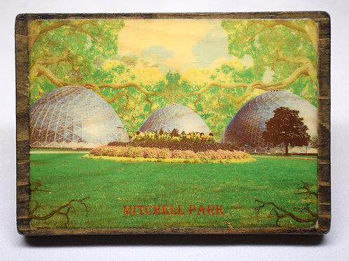 Mitchell Park (Vintage Postcard Series)
