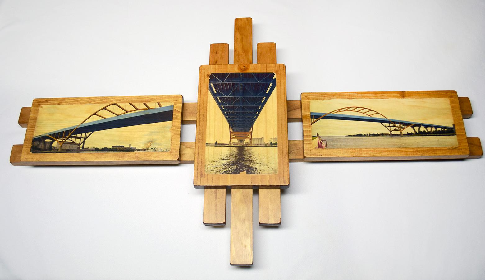 Hoan Bridge - 3 Views