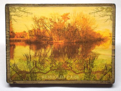 Humboldt Park (Vintage Postcard Series)