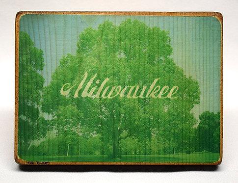 Milwaukee Tree