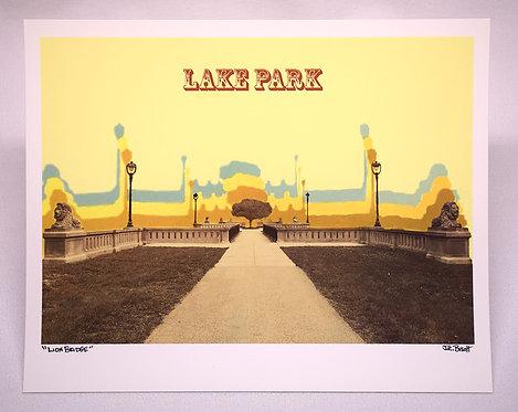 Lion Bridge - Lake Park