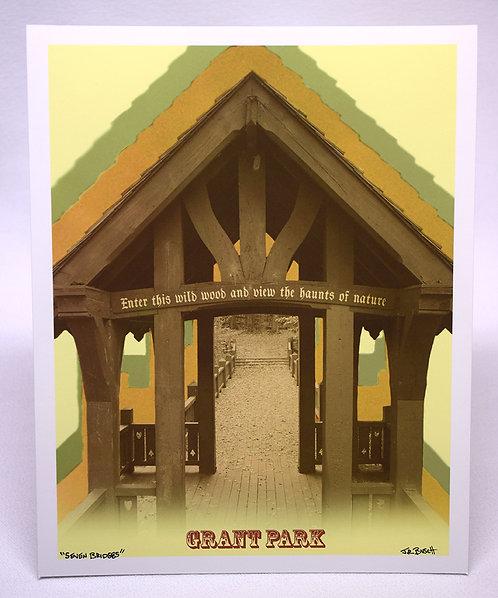 Seven Bridges - Grant Park