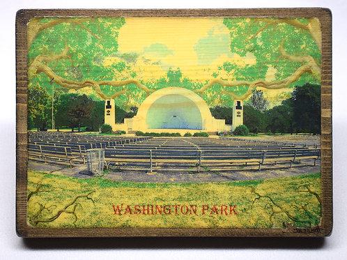 Washington Park (Vintage Postcard Series)