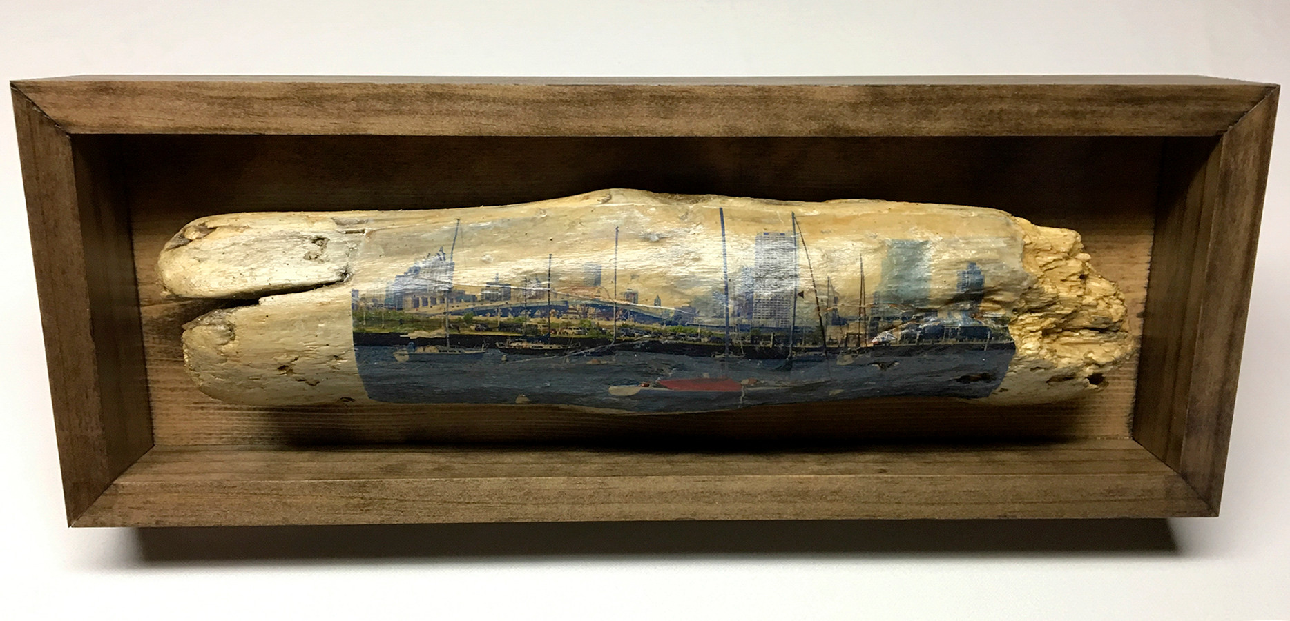 Bay View Looking Downtown on Driftwood