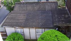 Azbestová střecha