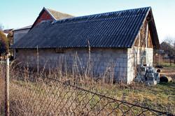 Azbestová/eternitová střecha