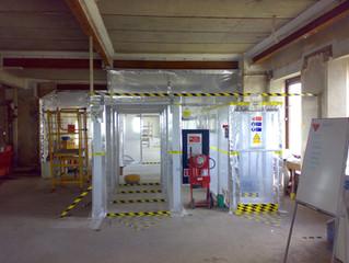 Azbest ve stavbách: tichý zabiják