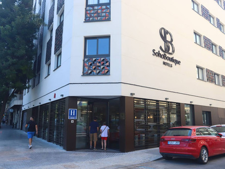 Hotel Soho Boutique en Córdoba