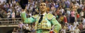 PALMA DE MALLORCA: El Fandi salió a hombros