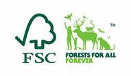 aiutare l'ambiente con materiale fsc