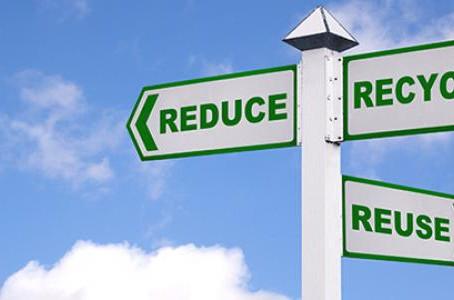 Reducing and Reusing