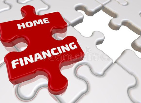 Step One in Buying a Your New Home: How am I going to finance the purchase of my new home?