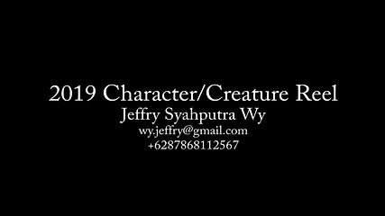 Jeffry Syahputra Game Reel 2019