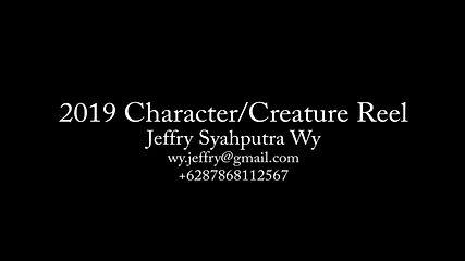 Jeffry Syahputra VFX Reel 2019