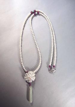 No.062 牡丹項鍊