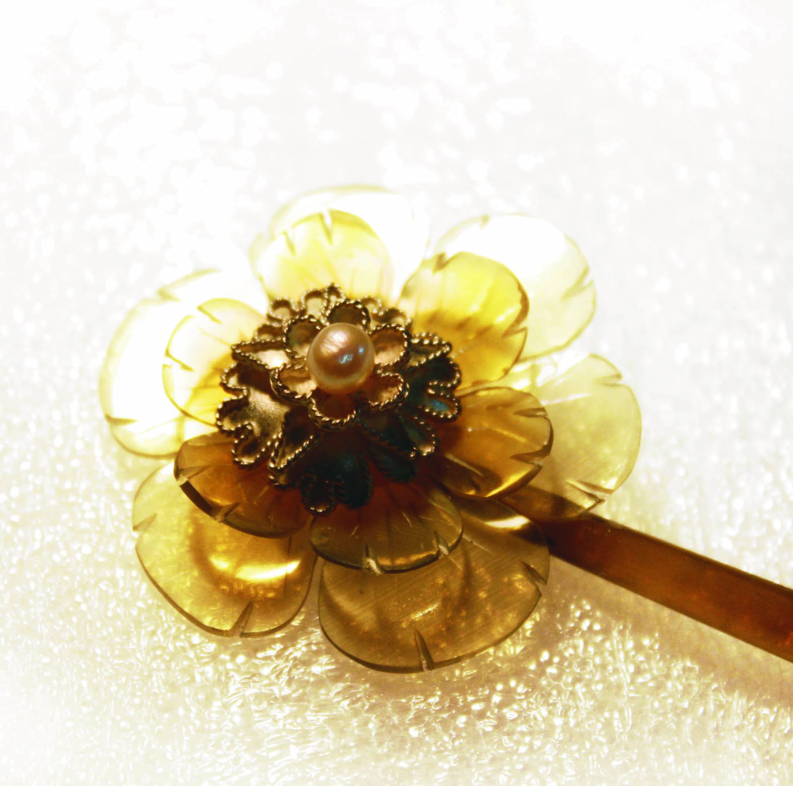 No.082 花卉簪