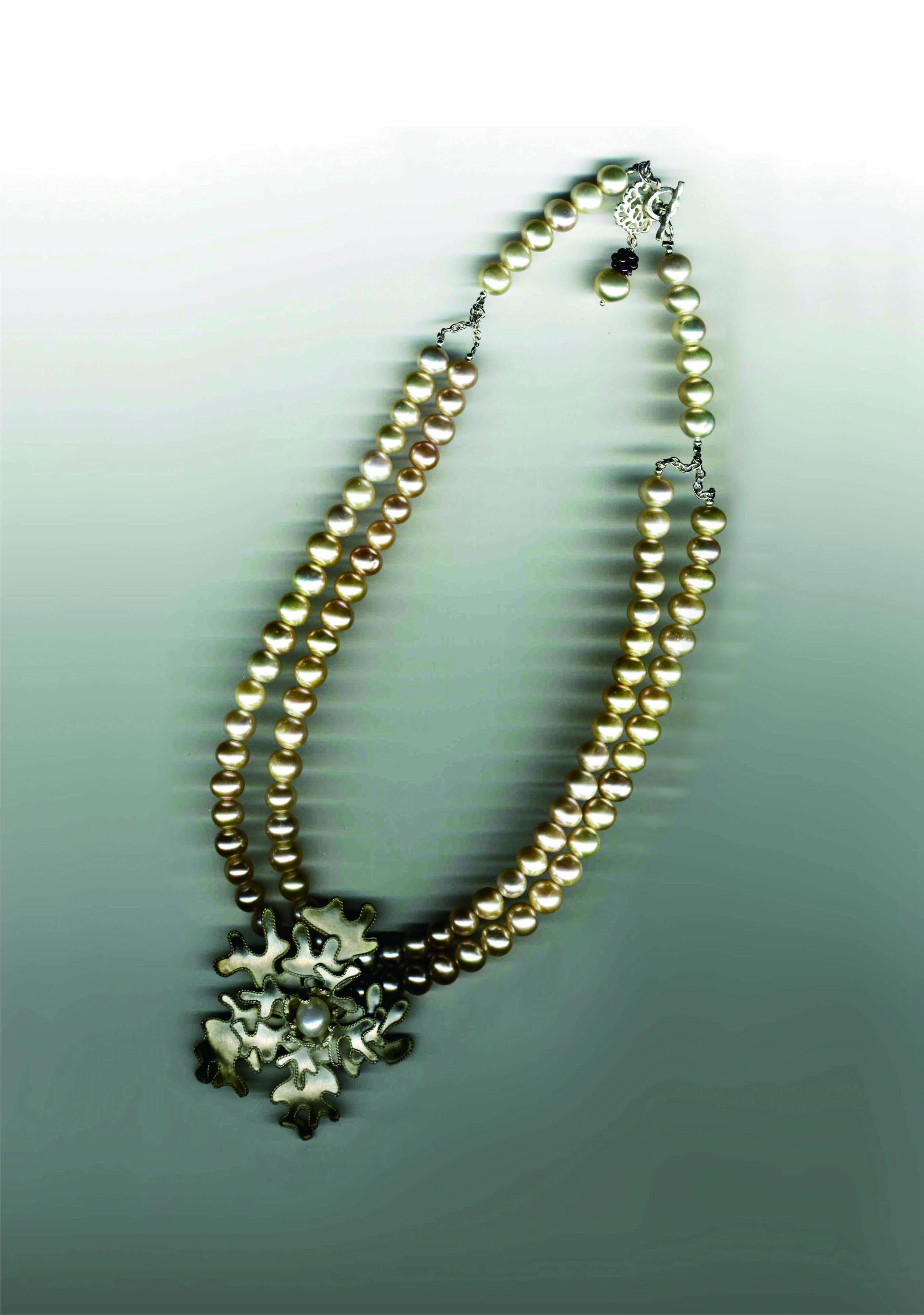 No.061 牡丹項鍊