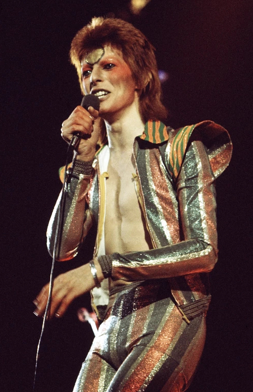 David Bowie – You're in Heaven