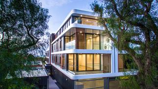 Spence Construction | Harbour View Apartments