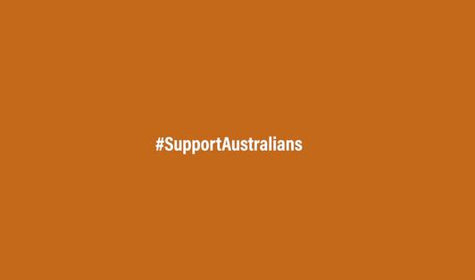 AKD_#SupportAustralians