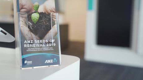 ANZ - Major Sponsor of Colac Otway Business Awards