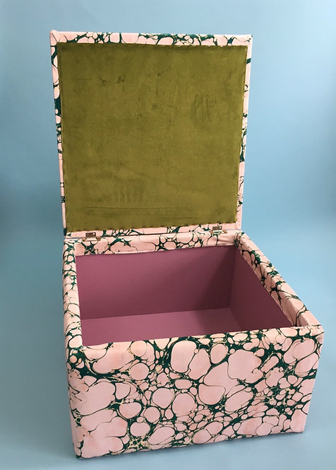 Make your own ottoman class - 1 day upholstery course