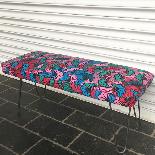 Custom made benches available.jpg This one heading home today