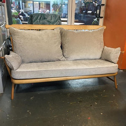 Brand new upholstery & cushions for an E