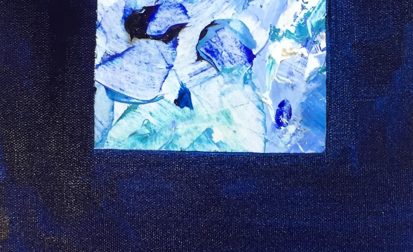 Piece in Blue #2